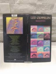 Led Zeppelin - Box Set Remasters + Profiled - Importado - Cd Triplo