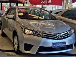 (Ms ) Corolla Gli 1.8 Flex 16V Aut. / 2017 .Completo!!!