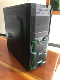Pc gamer 7 geração Gtx 1060 Ddr4 Parcelo
