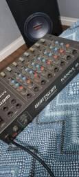 Mesa de som Wattsom MXM 8