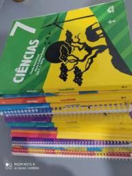 Kit Livros 7ºano Cpb Editora Coleção Interativa