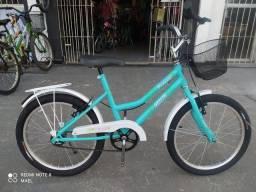 Bicicleta cairu aro 20 infantil