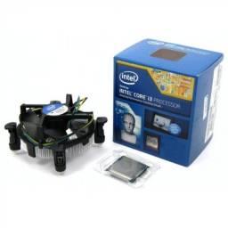 Processador Gamer Intel Core I3-4160 De 2 Núcleos E 3.6ghz