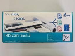 Escaner Scanner portátil IRIScan Book 3