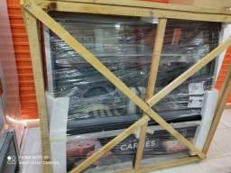 Balcão de Açougue linha Turino 1.50m Gelopar - Lançamento - Melhor preço do mercado