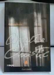 Livro Cai o Pano - Agatha Christie