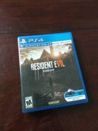 Resident Evil Vll Biohazard Mídia Física PS4
