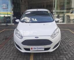 Ford New Fiesta 1.6 hatch automático 2015