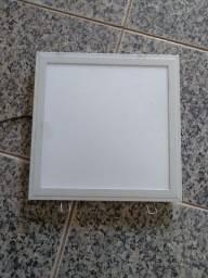 Luminária quadrada