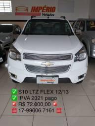 S10 LTZ 2.4 FLEX 12/13