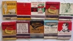 Caixas de Fósforo Vintage