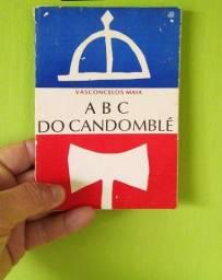 Abc Do Candomblé  ( livro raro)