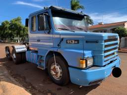 Scania 113H 360 6x2 1994 - Segundo Dono (21 anos mesmo proprietario)