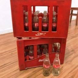 Engradados Coca KS & Refrigerante 600ml