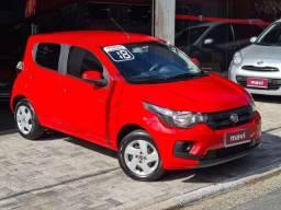 Fiat Mobi 2018 Like 1.0 Flex completo Novissímo