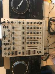 Kit cdj 350 pioneer + mixer