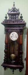 Relógio carrilhão alemão antigo