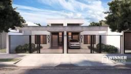 Casa com 3 dormitórios à venda, 70 m² por R$ 290.000,00 - Jardim Três Lagoas - Maringá/PR
