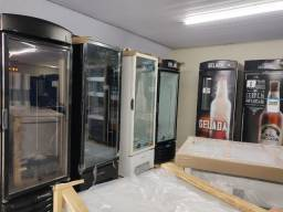Freezer Metalfrio, Cervejeira Comercial nova com 02 anos de garantia setor Bueno