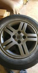 Rodas aro 14 com pneus