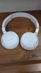 Fone De Ouvido Bluetooth JBL Branco