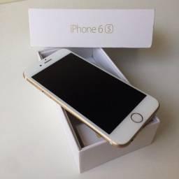iPhone 6s - 64GB (Usado) + Caixa c/ carregador