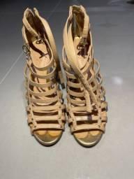 Sapato salto Luiza Barcelos