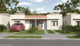 Casa para Venda em Ponta Grossa, Oficinas, 2 dormitórios, 1 banheiro, 1 vaga