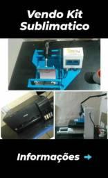 Kit Sublimatico ( Compacta Print )