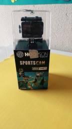 CÂMERA DE AÇÃO/ ACTION CAM HOOPSON SCH-003 FULL HD