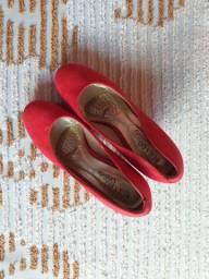 Kit 3 sapatos Ramarim, Beira Rio  e Arezza