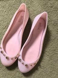 Vendo sapatilha Melissa