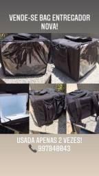 Bolsa bag para entregador