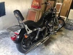 Harley Davidson Dyna Super Glide Fxdc 2011