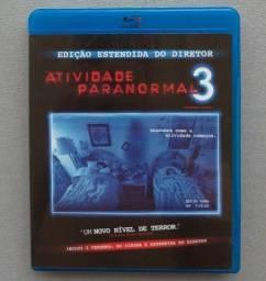 Blu-ray Atividade Paranormal 3 (Dublado/Original)