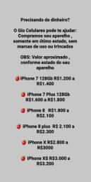 Compramos seu Iphone - Pagamos em dinheiro