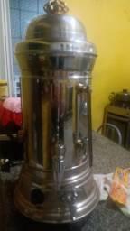 Máquina industrializada de café elétrica