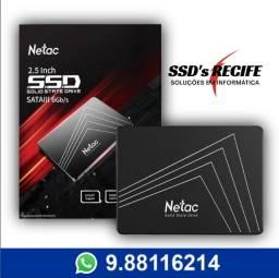Título do anúncio: SSD 960GB Novo