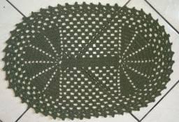 Tapetes de croche baratinho