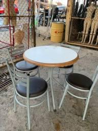 Mesa cadeira restaurante
