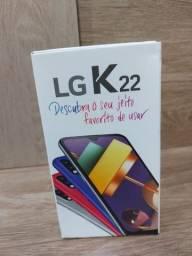 Smartphone LG K22 32GB 4G Wi-Fi Tela 6.2