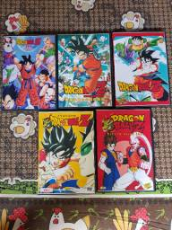 Dragon Ball Z - Saga Completa em Dvd (30 Discos) Tri Audio