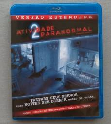 Blu-ray Atividade Paranormal 2 (Dublado/Original)