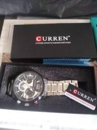 Relógio curren Novo Original