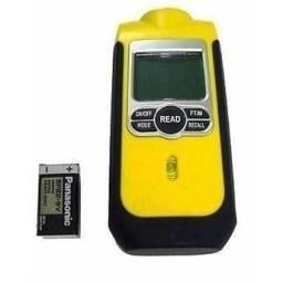 Trena medidor a distância laser sonica c/nivel 16m eda 8yv