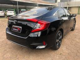 Honda Civic Exl Cvt - 2017