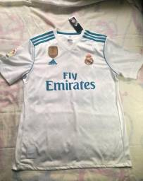 806f4df51e Camisa Real Madrid Home 17 18 Original