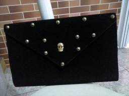 Carteira-bolsa de mao nova