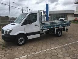 Caminhão sprinter 415 e 515, carroceria ou baú - 2018