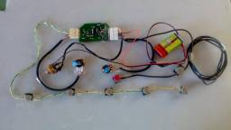 Captação Eletrificação Profissional Acordeon.sanfona